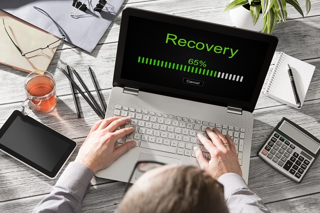 Data recovery: Ways to get back lost data