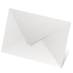 You've got  mail, picture of an envelope.