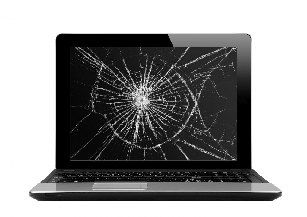 Time To Throw Out That Laptop With The Busted Screen?